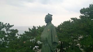 龍馬と桂浜.jpg
